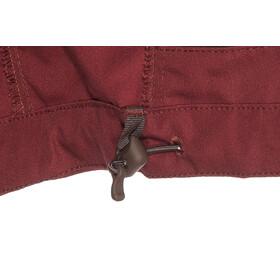 Lundhags Habe Jacket Women Dark Red